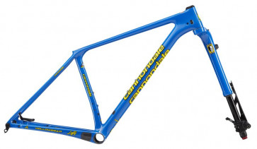 19 C-dale F-Si Throwback Framesets and Lefty Fork