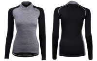 cafe-du-cycliste-tricko-womens-cosette-black-grey--cafe-du-cycliste-womens-cosette-black-grey