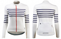 cafe-du-cycliste-dres-womens-claudette-white-stripes--cafe-du-cycliste-dres-womens-claudette-white-stripes