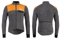 cafe-du-cycliste-dres-alphonsine-grey-orange--cafe-du-cycliste-dres-alphonsine-grey-orange